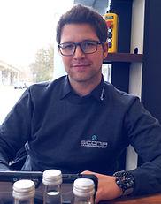 Pascal Wertebach, Service & Vertrieb, Siconia Kranmanagement GmbH