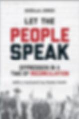 Let the People Speak by Sheilla Jones