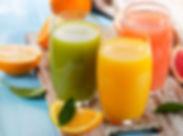 Shakes fruits