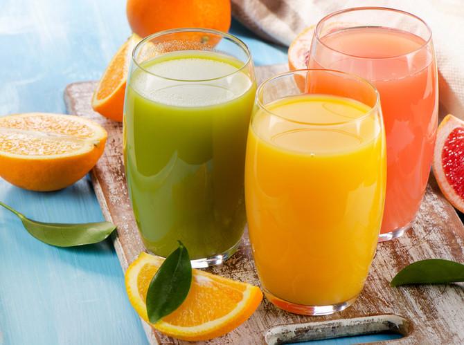 Dieta detox - muito mais que suco verde!