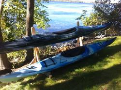 Double Sea Kayaks