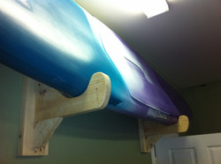 SUP Wall Rack