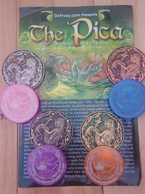 THE PICA - SERVANTS OF THE HULDRA (Set)