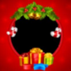 Christmas_Transparent_Red_PNG_Border_Fra