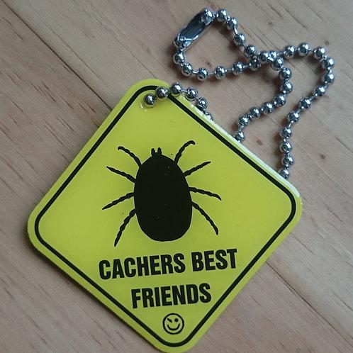 Cachers Best Friend - Tick Tag