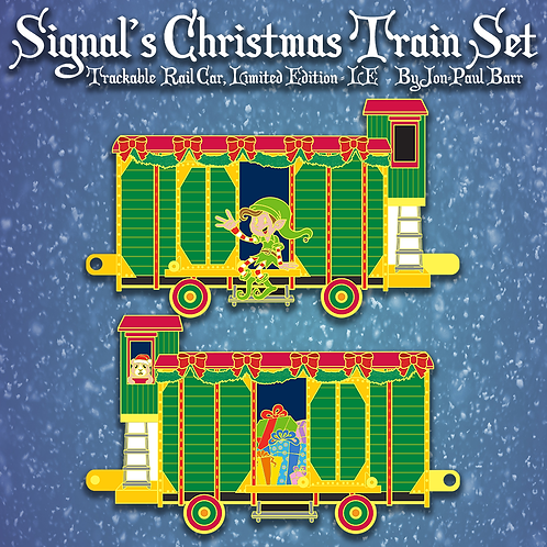 Signal's Christmas Freight Car LE (Limited Edition)