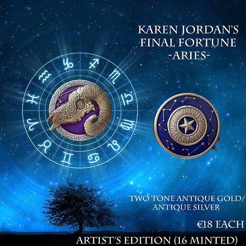 Karen Jordan's Final Fortune - Aries - Artist's Edition