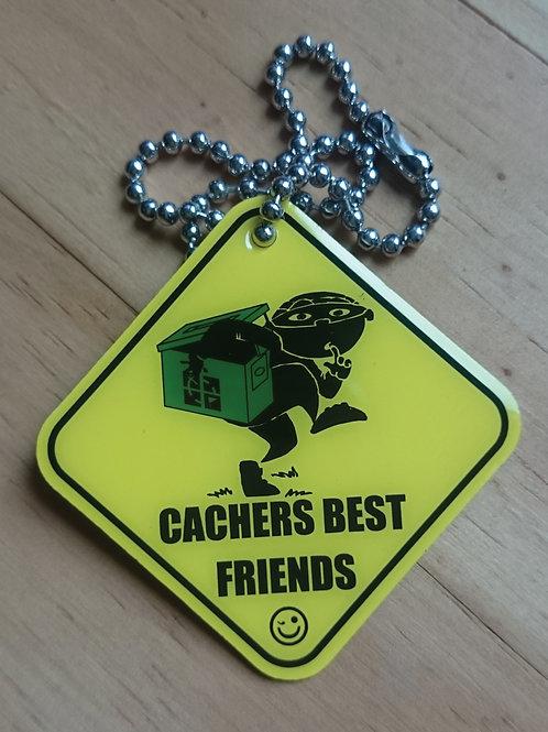 Cachers Best Friend - Thief Tag