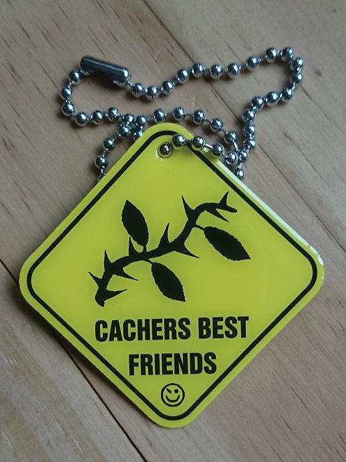 Cachers Best Friend - Thorn Tag