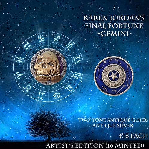 Karen Jordan's Final Fortune - Gemini - Artist's Edition