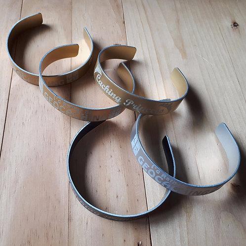 Trackable Bracelets