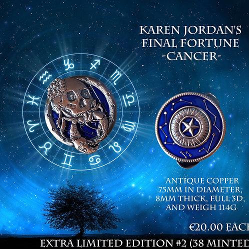Karen Jordan's Final Fortune - Cancer - Extra Limited Edition #2 (38 min