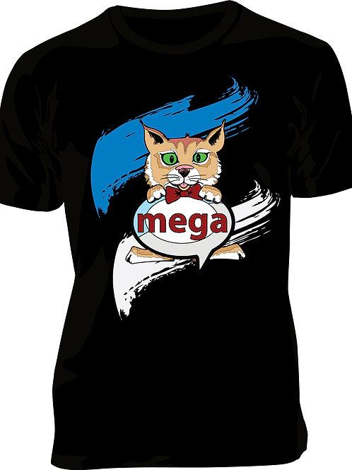 Trackable T-shirt Mega Estonia