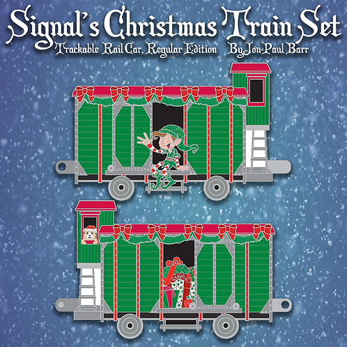 Signal's Christmas Freight Car RE (Regular Edition)