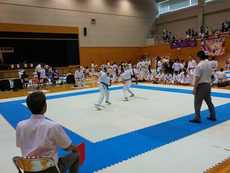 第72回宮城県民体育大会空手道競技会