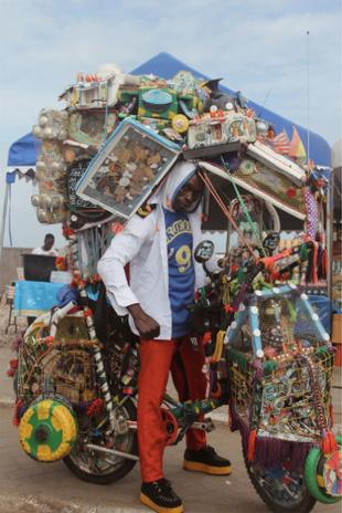 Chale Wote Street Art Festival