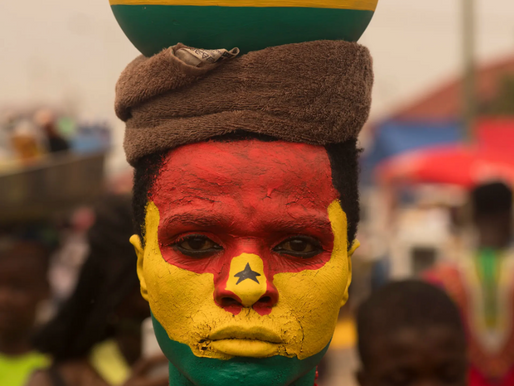 Highlights from the 2019 Chale Wote Festival.