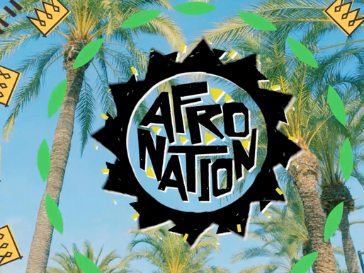 AfroNation Music Festival - Accra Ghana, Dec. 27th - Dec. 30th.