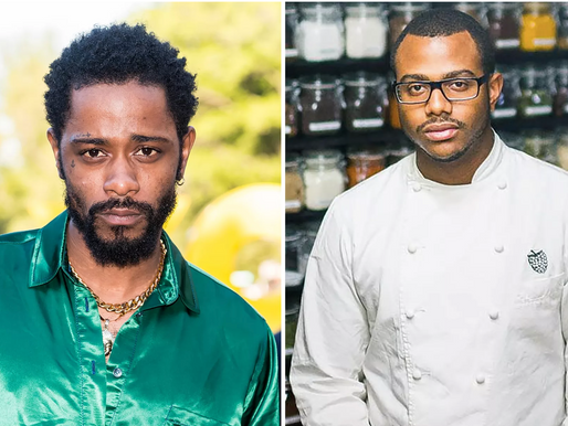 New movie based on American - Nigerian Chef Kwame Onwuachi - Interview in Salon.