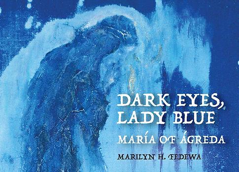Dark eyes lady blue Postcard_Page_1.jpg