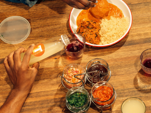 """""""A Gentle Welcome to West Africa"""" -NYTimes feature on Senegalese NYC restaurant Teranga."""