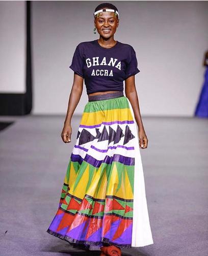 Glitz Ghana Fashion Week (photo from Zuvaa)