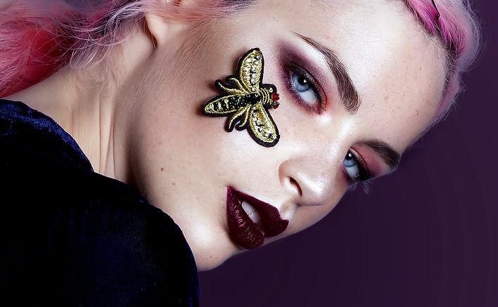 Sesion de fotos con modelo de agencia, Sara Berry