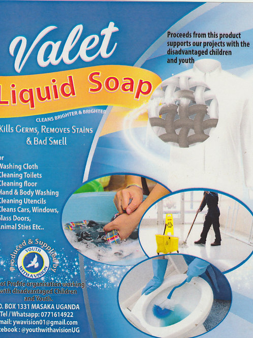 VALET LIQUID SOAP