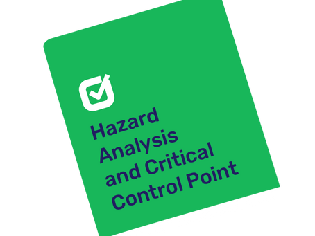 HACCP plan – what it is and how to compile it?