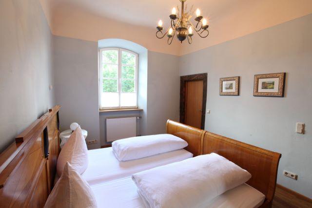 Biedermeier room