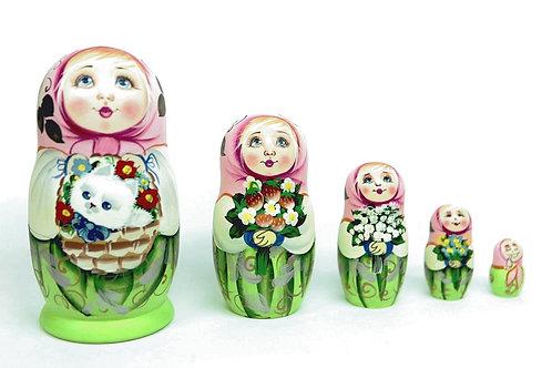 Bonecas Matrioscas