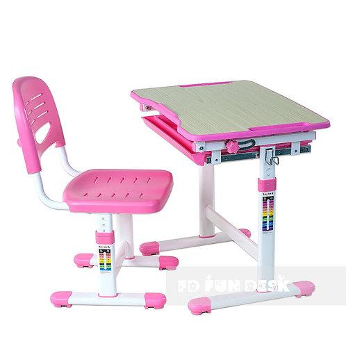 Piccolino Pink - Biurko dla dzieci