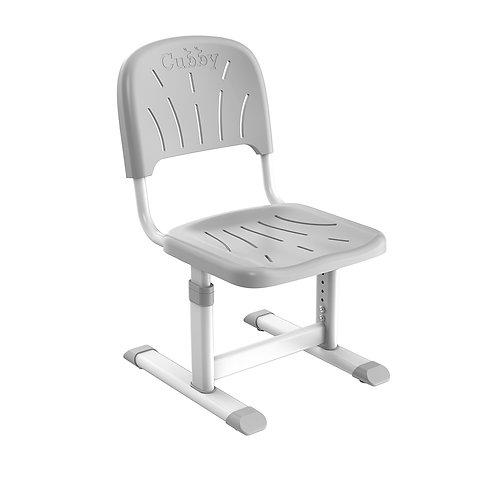 Miro Grey - Regulowane krzesełko dziecięce FunDesk