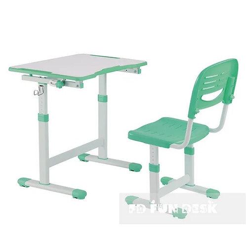 Piccolino II Green - Biurko dla dzieci