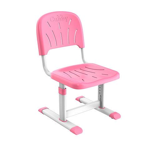 Miro Pink - Regulowane krzesełko dziecięce FunDesk