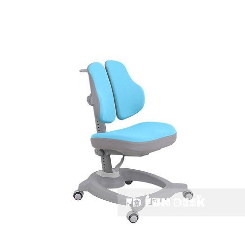 Diverso Blue - Krzesełko z regulacją wysokości