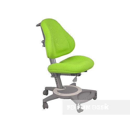 BRAVO GREEN - Krzesełko z regulacją wysokości