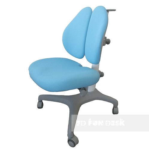 BELLO II BLUE - Krzesełko z regulacją wysokości