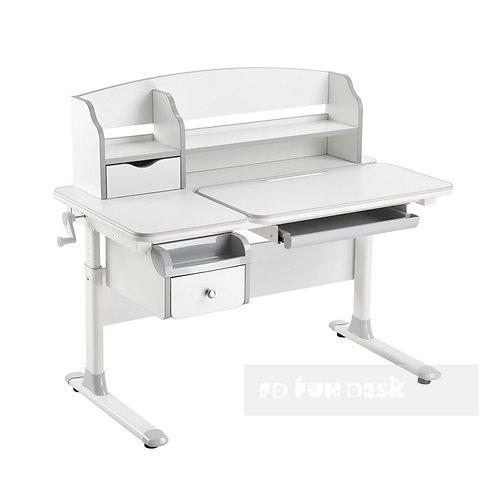 Sognare Grey - Regulowane biurko dla dzieci i młodzieży