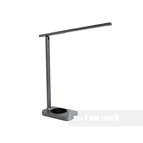 LC2 - Biurkowa Lampka LED z funkcją bezprzewodowego ładowania telefonów
