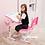 Thumbnail: Piccolino II Pink - Biurko dziecięce