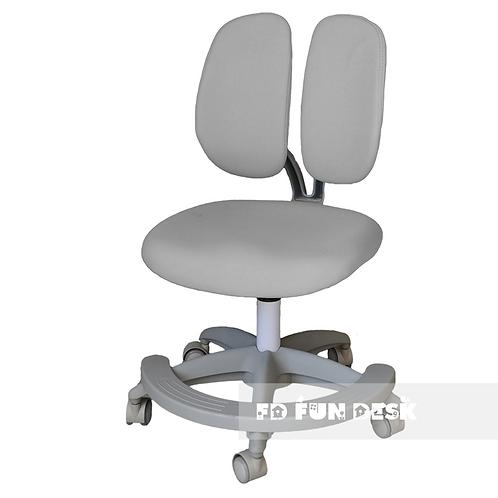 PRIMO GREY - Krzesełko z regulacją wysokości