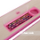 Thumbnail: Lavoro L Pink - Regulowane biurko