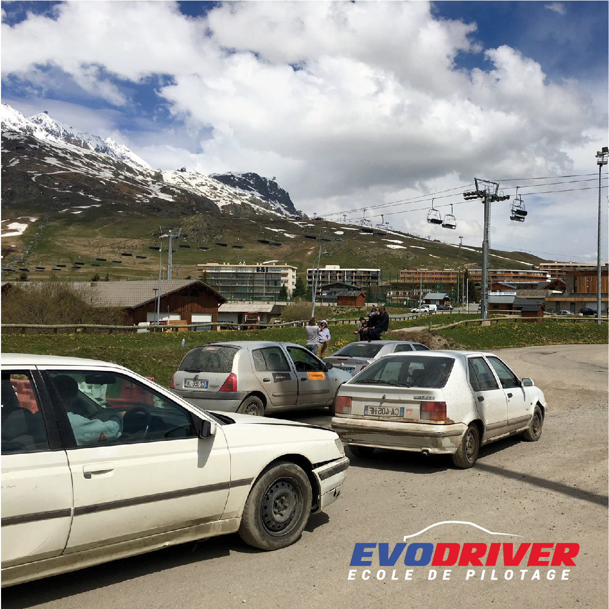 News - Formation Evodriver 3