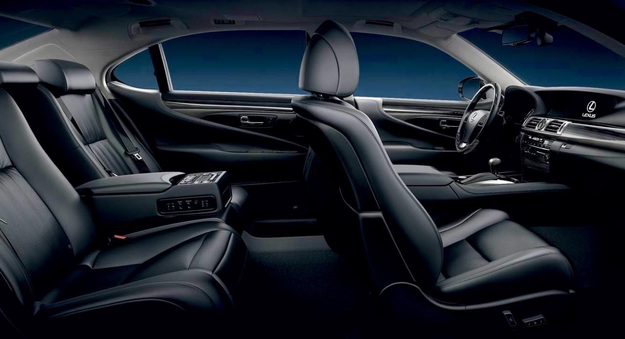 Lexus 600 Lh V8 int