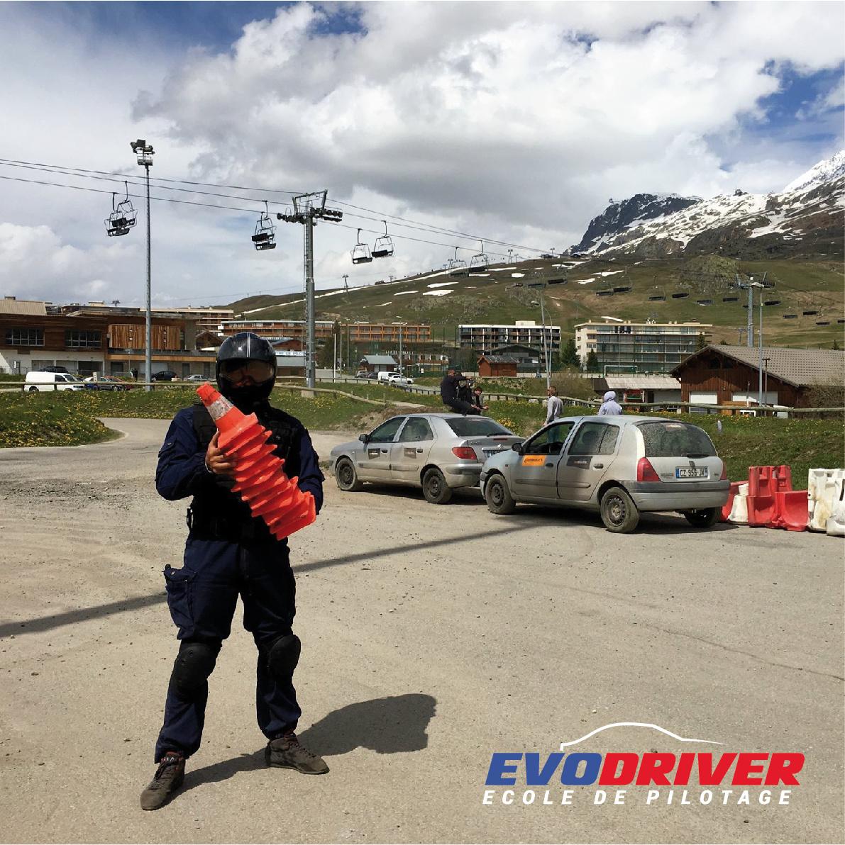 News - Formation Evodriver 1