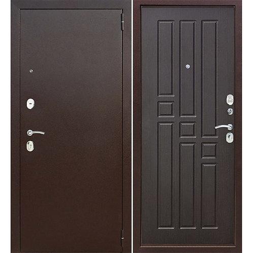 Металлическая сейф дверь Гарда 8мм венге