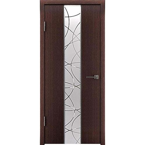 Межкомнатная дверь Токио ДО зеркало
