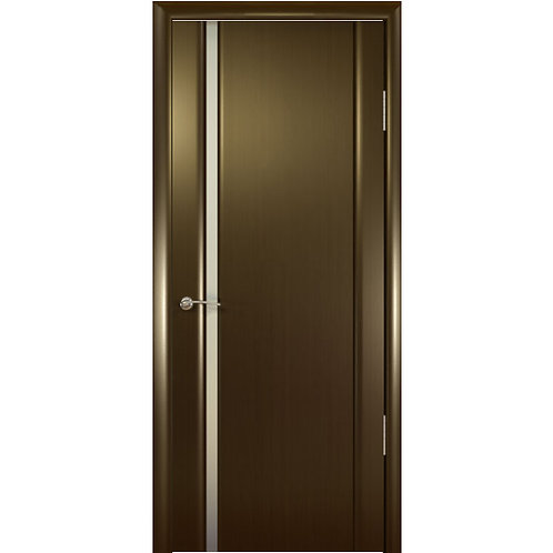 Межкомнатная дверь Шторм 1 ДО белое