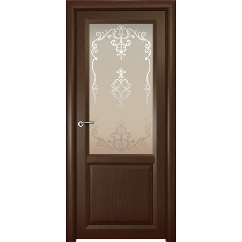 Межкомнатная дверь Оптима 2 ДО